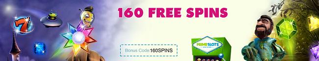 free spins bonus offer